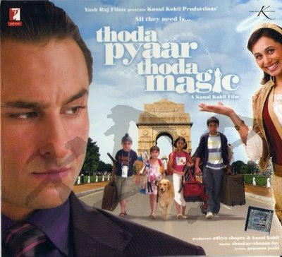 Saif and Rani : Thoda Pyaar Thoda Magic