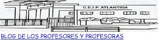 BLOG DE LOS PROFESORES Y PROFESORAS