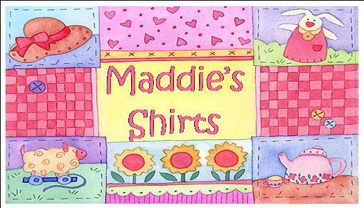 Maddie's Shirts