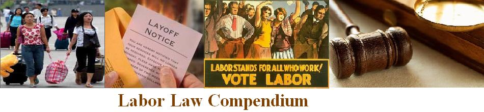 Labor Law Compendium