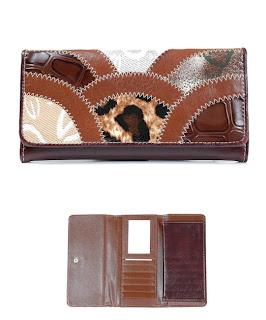 الطبيعى2011 wallet-ha2532-brown-