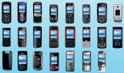 Nokia S40 phones