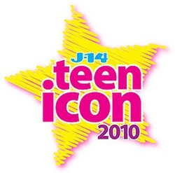 J-14 Teen Icon Awards 2010