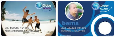 Globe GCASH Card