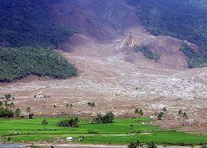 Leyte Landslide