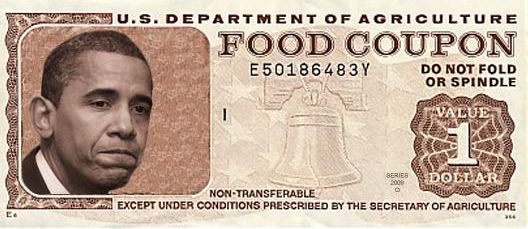food stamp obama
