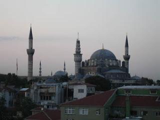 Estambul mezquita