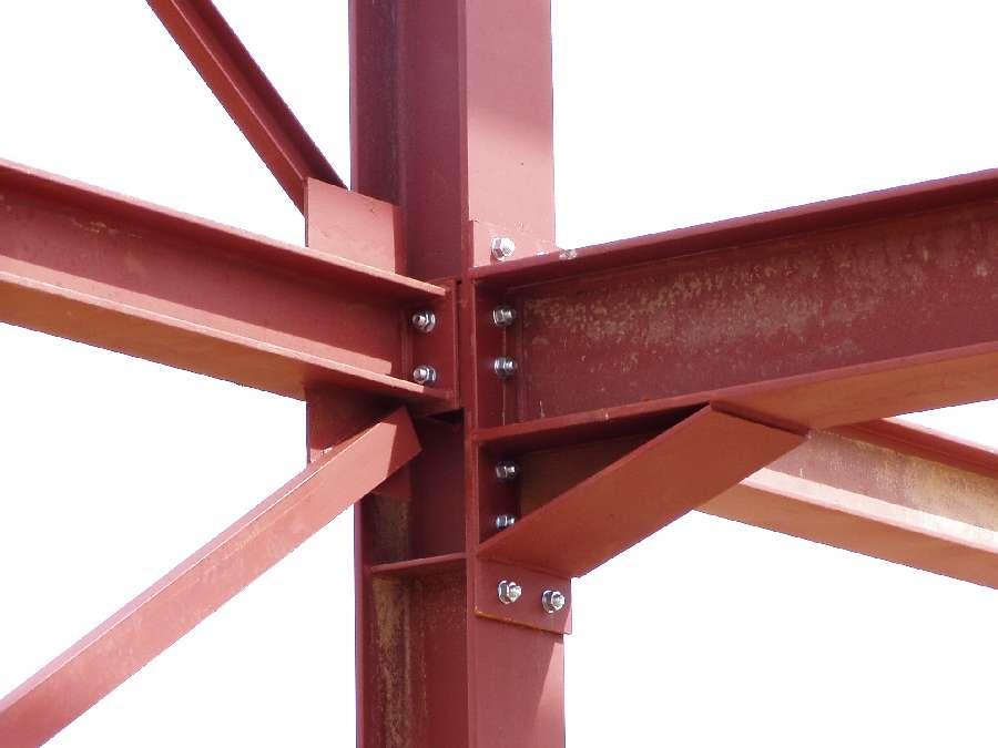 Construcciones ii c tedra arq castellano f a d u u - Tipos de vigas de acero ...