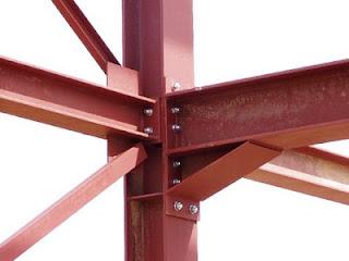 Construcciones ii f a d u u b a uni n mediante tornillos de alta resistencia 1 - Tipos de vigas metalicas ...