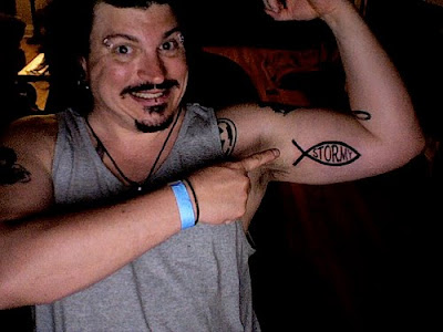 jesus fish tattoos for men tattoo designs