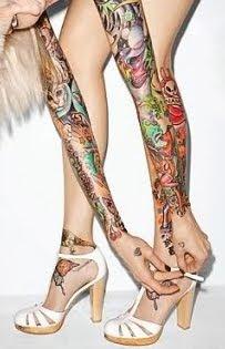 Female tattoos Nation