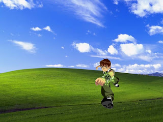 Ben Ten 10 Wallpapers in Classic Day Bliss background