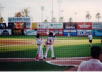 Tuffy the Toro circa 1997
