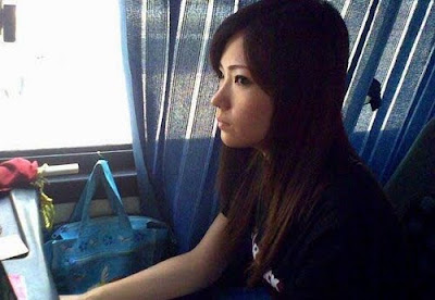 上海公車妹 顧佳雯