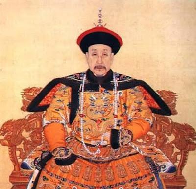 九龍寶劍是清朝乾隆皇帝陪葬品