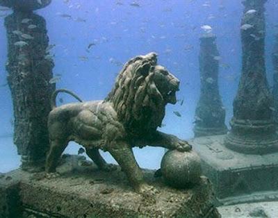 世界11大海底墳墓(一) 海王星紀念礁