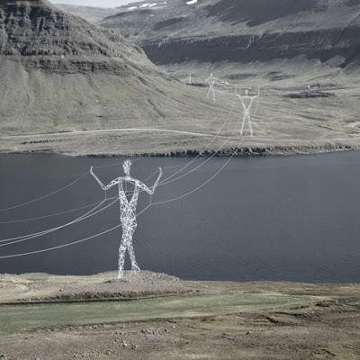 巨人電塔 冰島巨人電塔 Land of Giants 巨人國度計畫