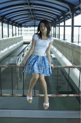 川島海荷 童顏正妹 - 川島海荷 (Umika Kawashima) 童顏正妹 第十代『可爾必思水』飲料代言人