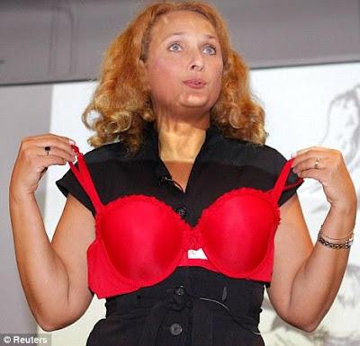 防毒胸罩 搞笑諾貝爾