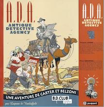 ADA 1 - BD CLUB GENEVE