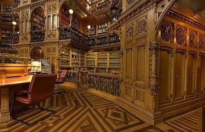 University club library new york city united states
