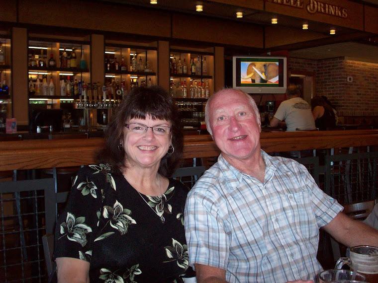 Sue & Geoff