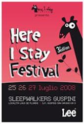 Here I Stay festival 2008
