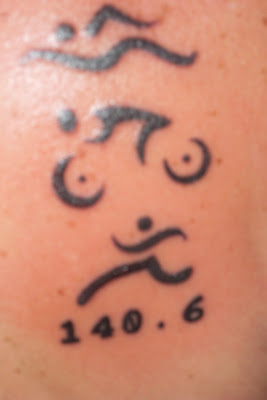 Dot tattoo when done Outlaw - Page 2 - Triathlon - Runner's World