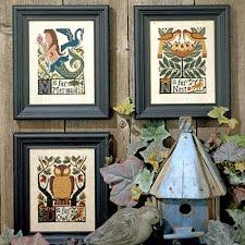 Prairie Schooler - Cross Stitch Patterns & Kits