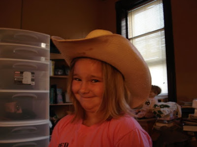 Cowgirl HorseCamp….Day one