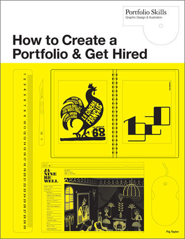 how to create graphic design portfolio