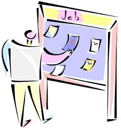 Image of a Job Board