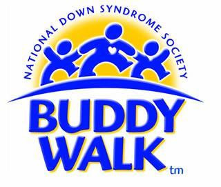 image of buddy walk logo