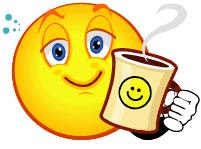 image of happy coffee