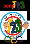 LIBROS DE ACTIVIDADES: SERIE 1, 2, 3