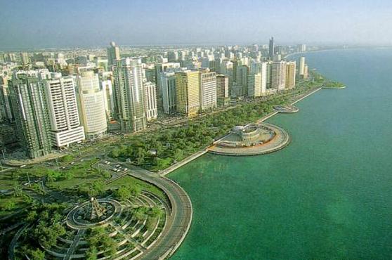 CIUDAD ECOLOGICA EN DUBAI, ABU DHABI
