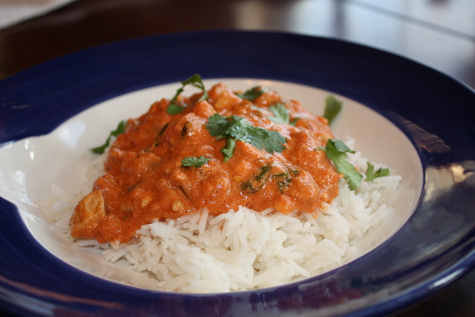Amy's Kitchen: Butter Chicken