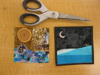 Collages from Monica's Class