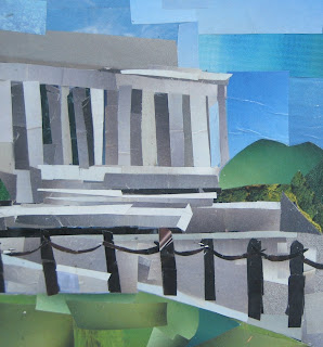The Lincoln Memorial by Megan Coyle