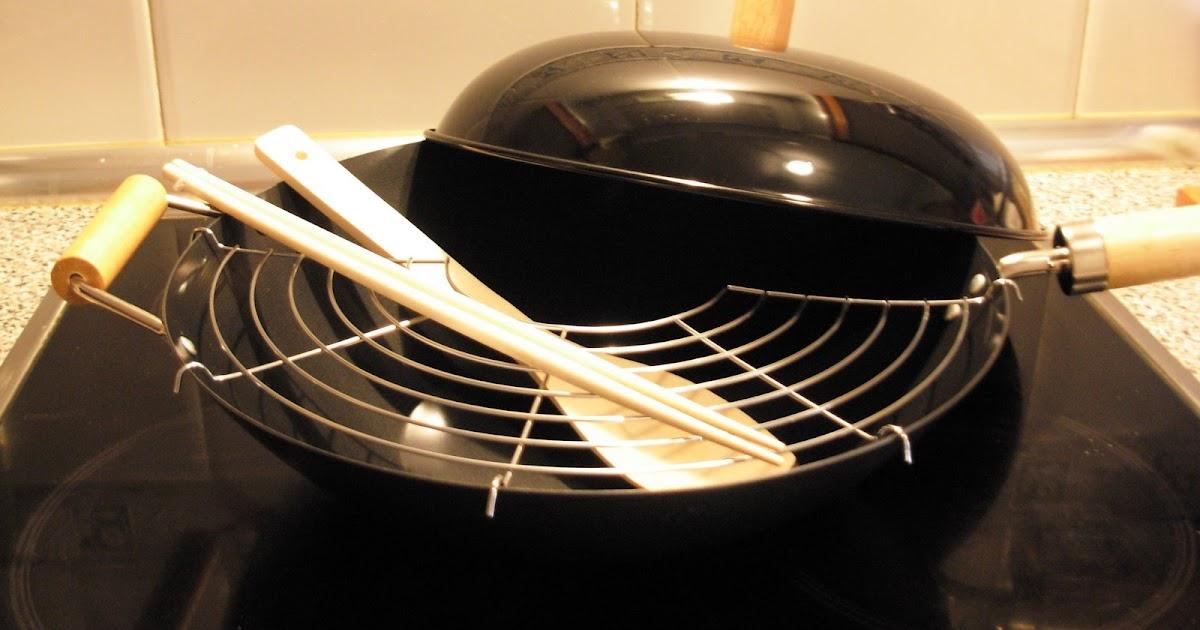 Espe saavedra en la cocina wok for Cocinar wok