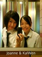 ~joanne & me~