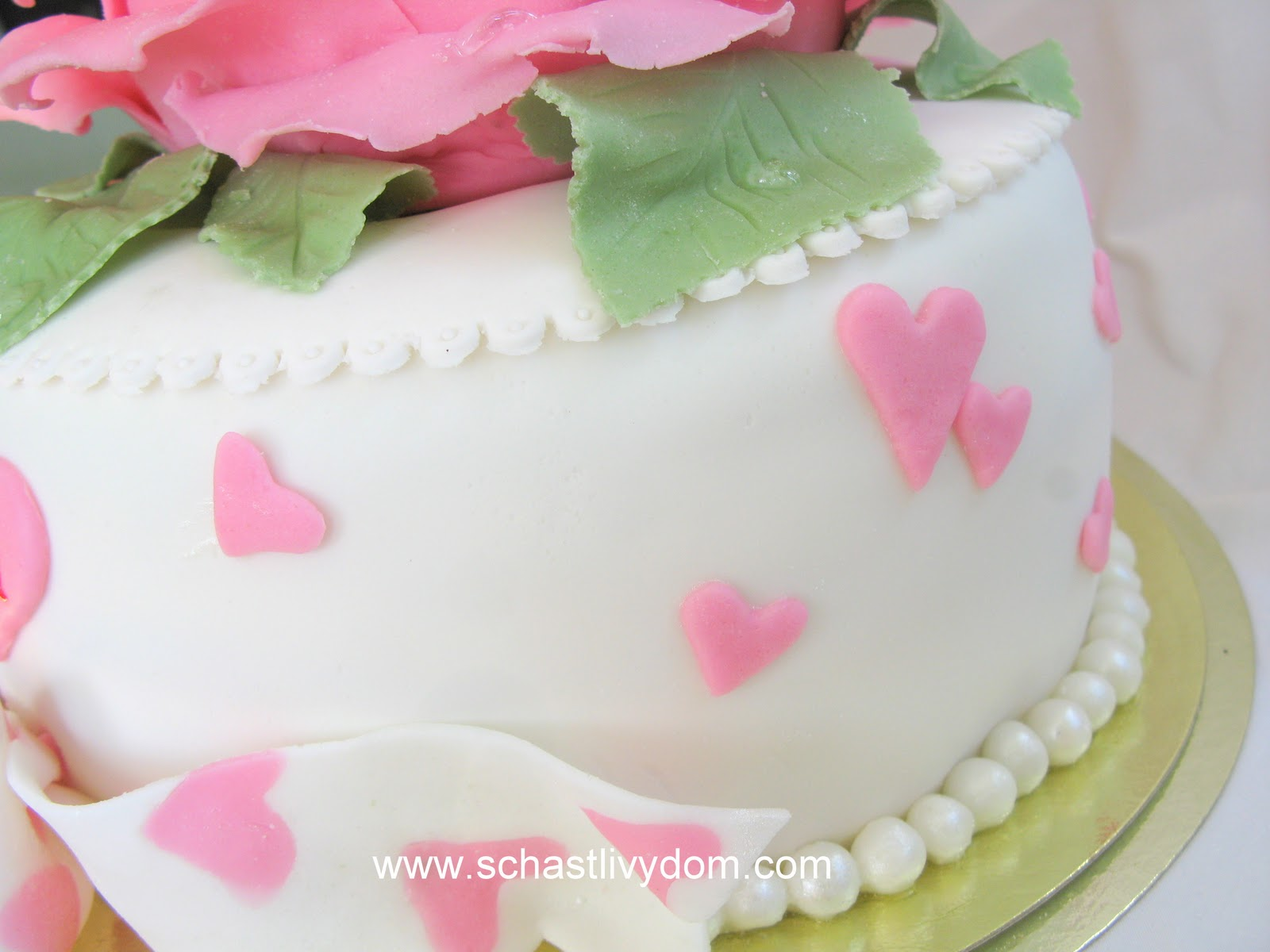 Торт из мастики своими руками - рецепты приготовления в