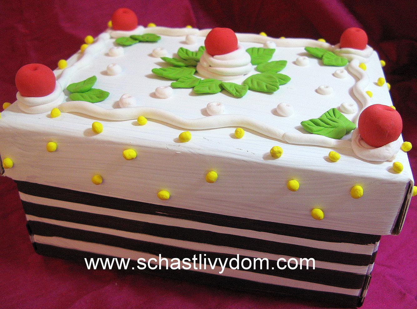 Макет торта сделать 169