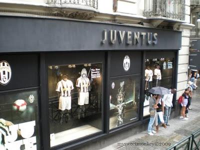 Juventus Store DSCN0390