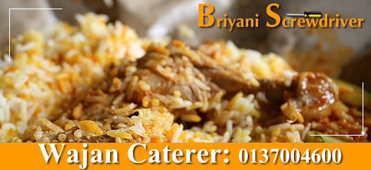 BRIYANI SCREWDRIVER