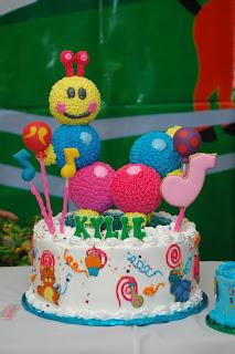 daughters 1st birthday baby einstein cake - Kitchen Krafts