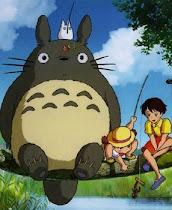الفيلم الجميل والشيق My Neighbor Totoro