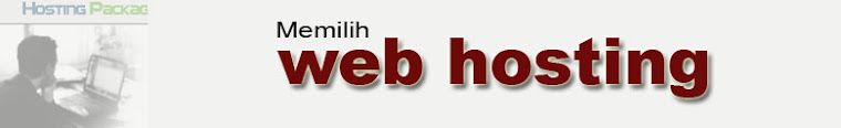 Memilih Web Hosting Yang Baik