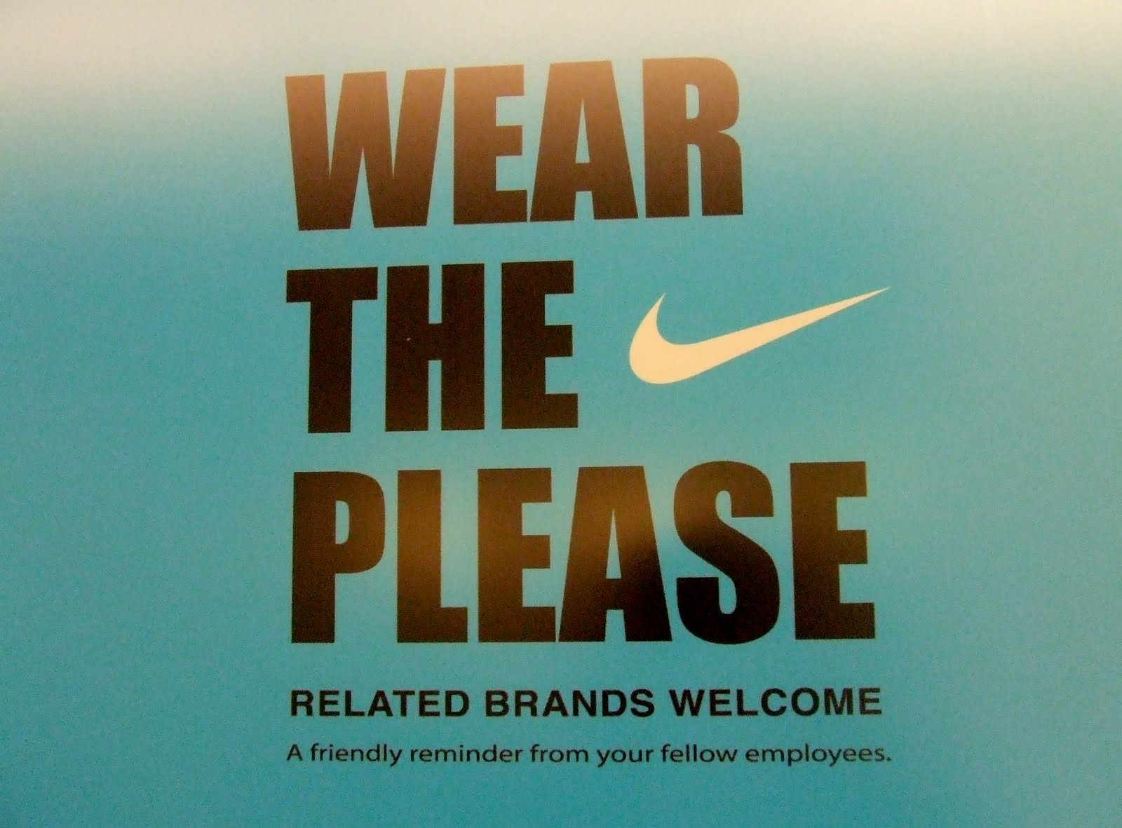 NIKE World Headquarters work out facilities