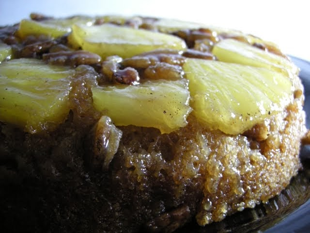 How To Make Pineapple Upside Down Cake Without Brown Sugar